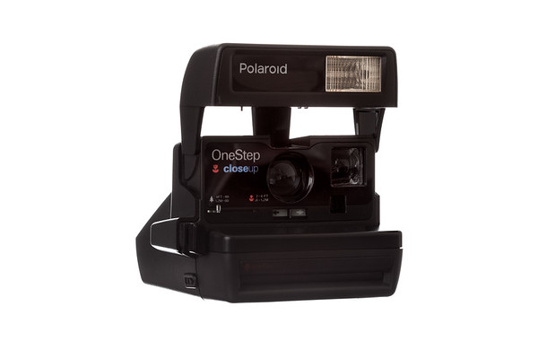 Vintage Camera Polaroid OneStep Right Side View