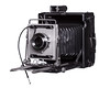 Crown Graphic Camera Left Side View