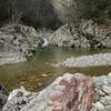 Rigo, Fluss, Bach, WWF-Schutzgebiet, Bosco di Rocconi, Roccalbegna, Maremma, Toskana, Italien, Tuscany, Italy