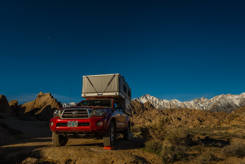 Four Wheel Camping