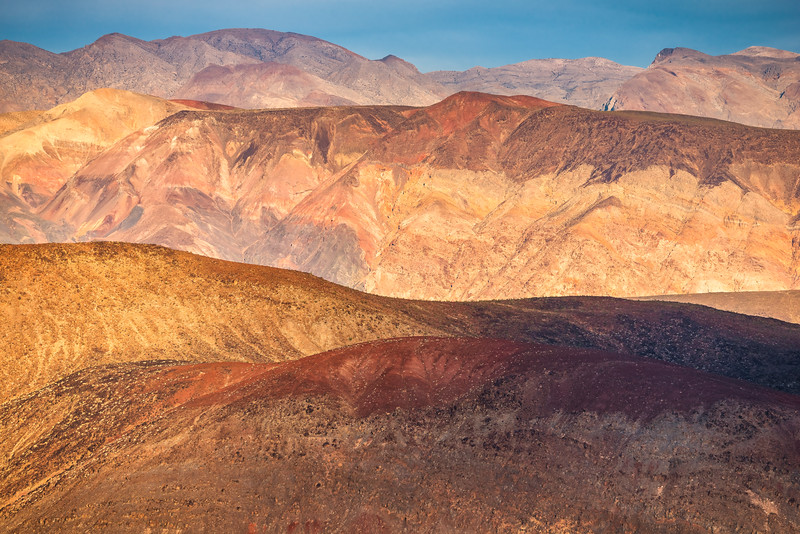 Death Valley Colors