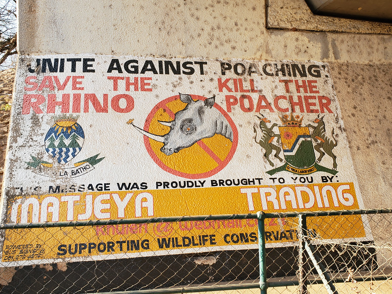 Unite Against Poaching