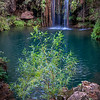 Tufa Waterfall