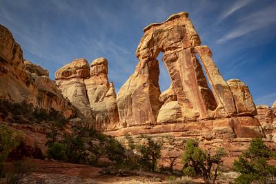 Druid Arch, Needles Canyon Lands Natl Park, UT