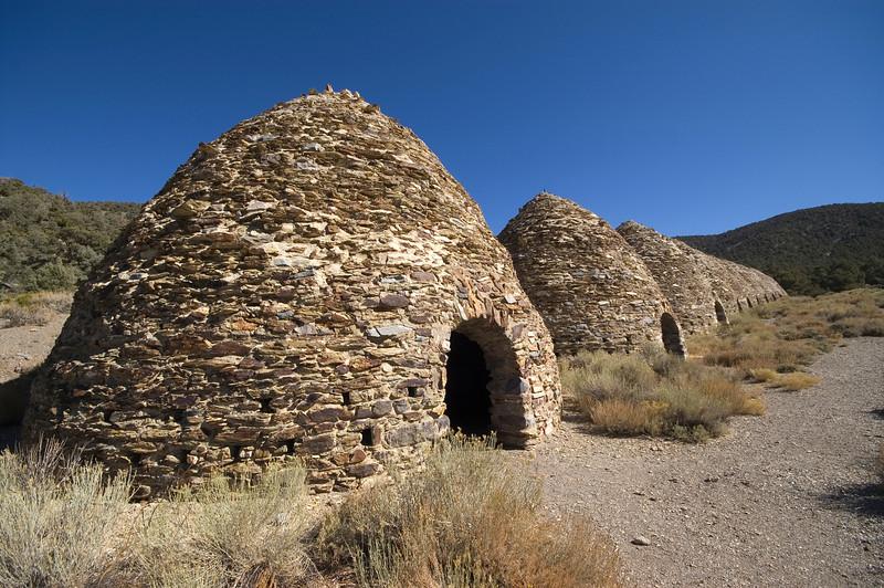 Charcoal Kilns - Death Valley - California