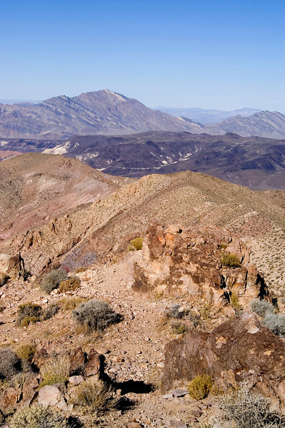 Dantes View - Death Valley - California
