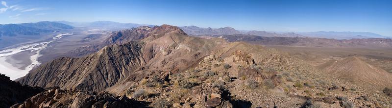 Dantes View - Death Valley - California