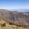 Telescope Peak Trail - Death Valley - California<br /> Looking north to Rogers Peak