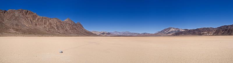 The Racetrack - Death Valley - California