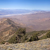 Telescope Peak Trail - Death Valley - California<br /> Looking down into Death Valley to Badwater