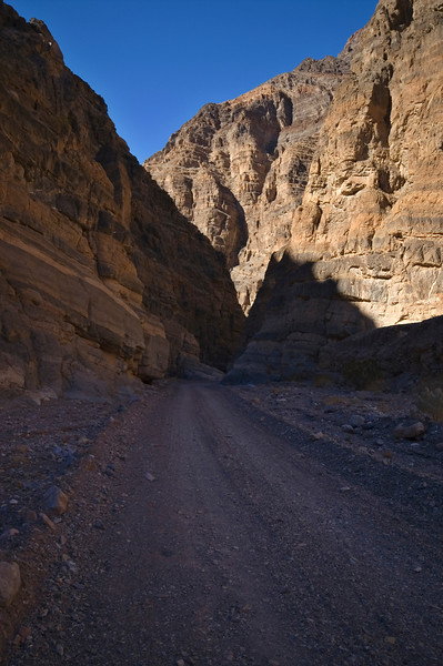 Titus Canyon - Death Valley - California