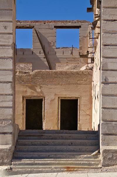 Rhyolite Ghost Town - Death Valley - California