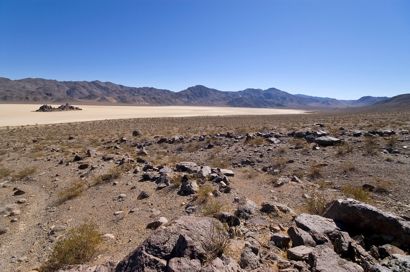 The Racetrack - Death Valley - California