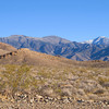 Telescope Peak from Wildrose road - Death Valley - California