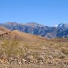 Telescope Peak from Wildrose road - Death Valley - California