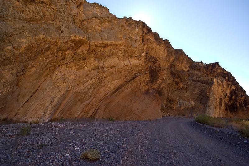 Titus Canyon - Death Valley - California