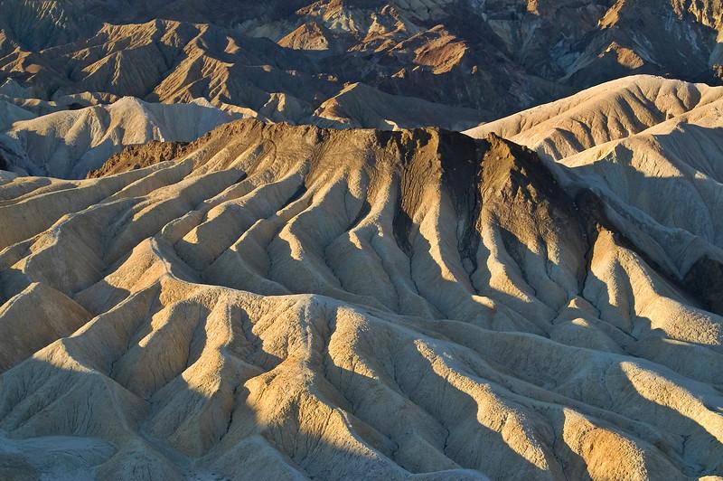 Zabriskie Point - Death Valley - California