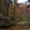 At the Lower Emerald Pools