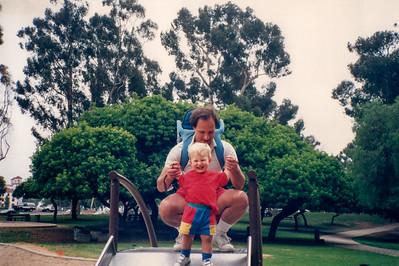 Bobby 0007 1990-1991 first yr
