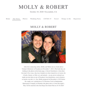 Molly & Bobby website 00008