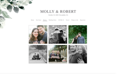 Molly & Bobby website 00007