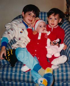 Molly 3 Dec 1989