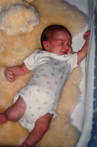Molly 2 Aug 1989