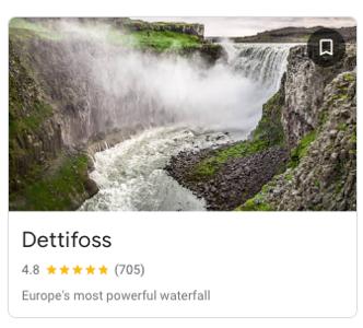 Dettifoss waterfall Jul 18