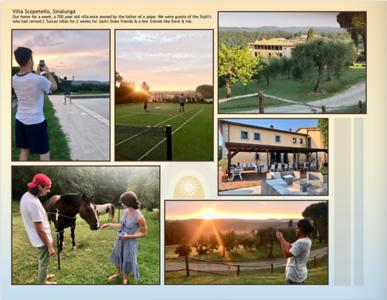 Tuscany, Rome, Ukraine Page 3
