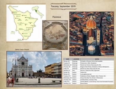 Tuscany, Rome, Ukraine Page 2