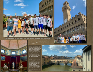 Tuscany, Rome, Ukraine Page 7
