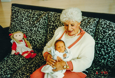 1995 Will Baby Book 00013