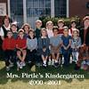 2000-2001 Will CLASS Kindergarten