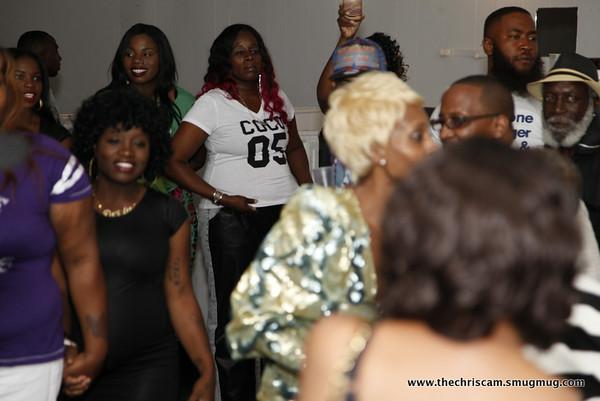Jackie's 46th Birthday Celebration @ The Personality Hall 8.29.14