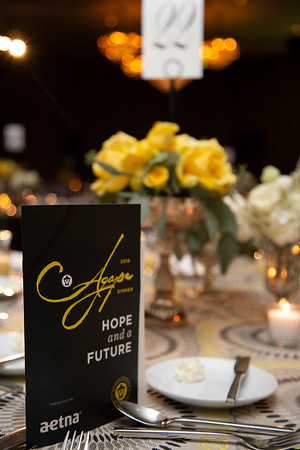 The 2018 Atlanta Mission Agape Dinner