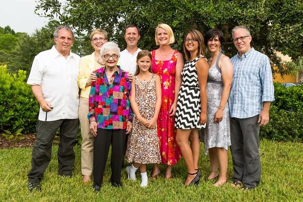 Martha's 90th