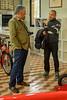 Francesco with Berry Stafford