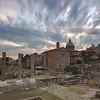 Roman Forum...Evening Light