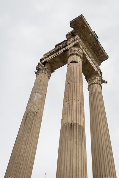 Columns of Marcellus Theater
