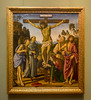 Painting of the crucifixion
