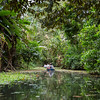 Private Waterway on property of Sloth Sanctuary of Costa Rica