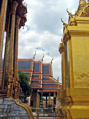 Bhutan, India and Thailand