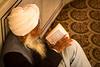 Studying the Granth Sahib