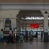Welcome to Myanmar Railways!<br /> <br /> Main train station in Yangon, Myanmar