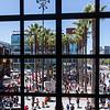 Willie Mays Plaza<br /> <br /> Giants vs Dodgers<br /> June 27th 2012<br /> AT&T Park<br /> San Francisco, CA