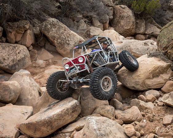 Rock Crawling in Moab, UT