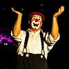 Steve Copeland...circus clown extraordinaire!