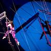 Aerial Performers<br /> el Circo Hermanos Vázquez