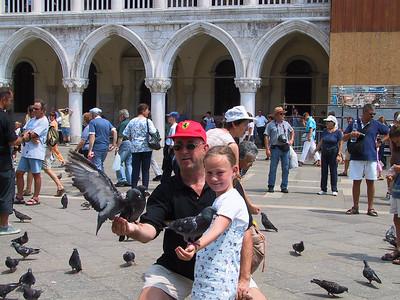 2001-07 Vakantie aan het Gardameer