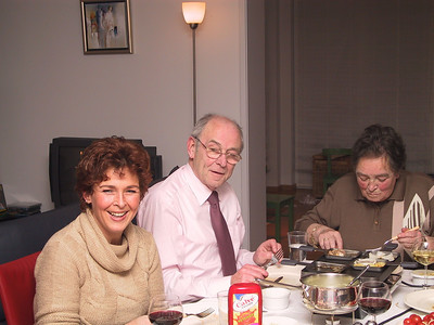 2001-12 Kerst met familie